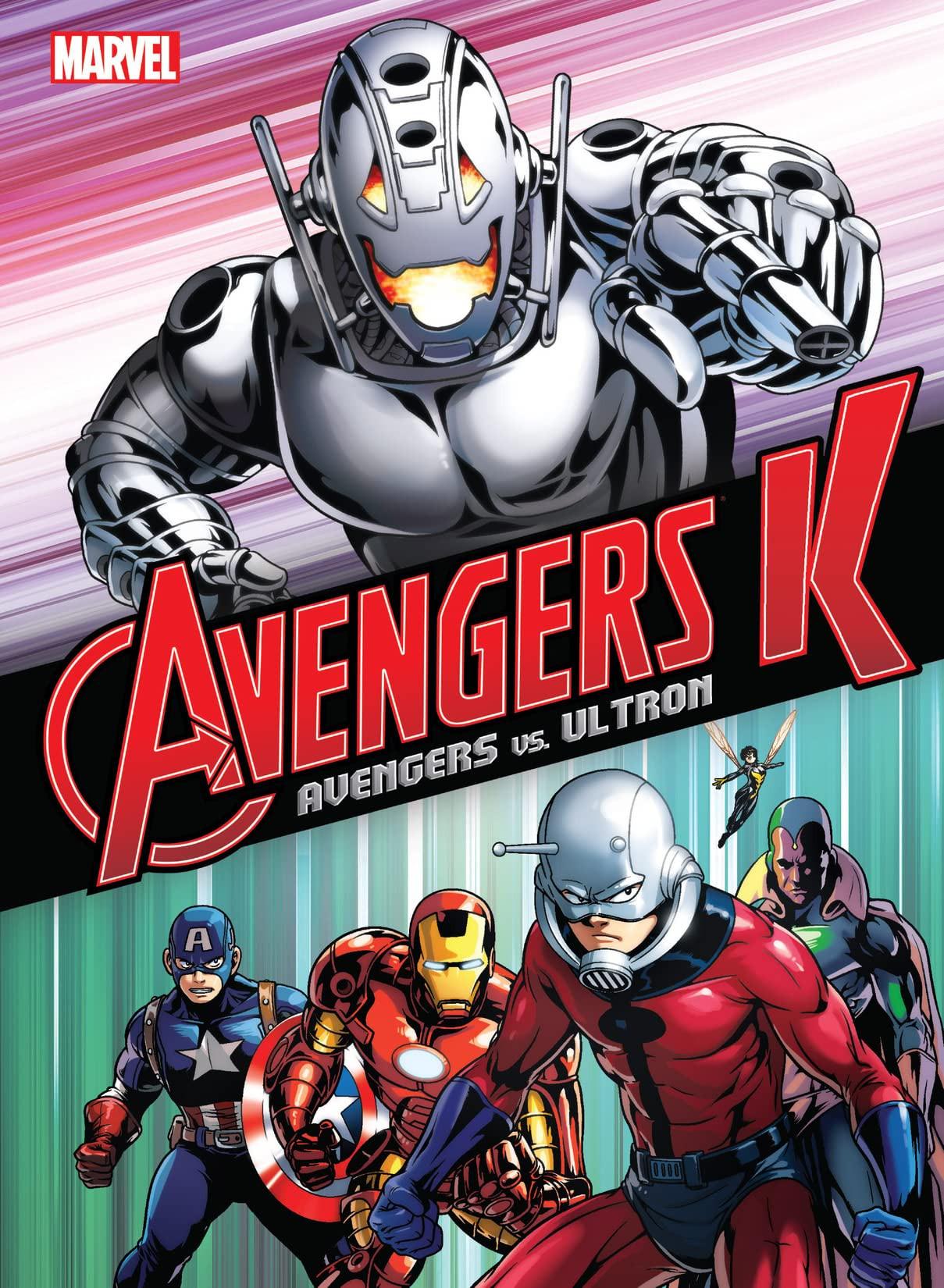 Avengers K Vol 1