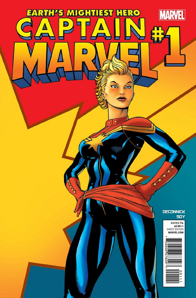 Captain Marvel Vol 7