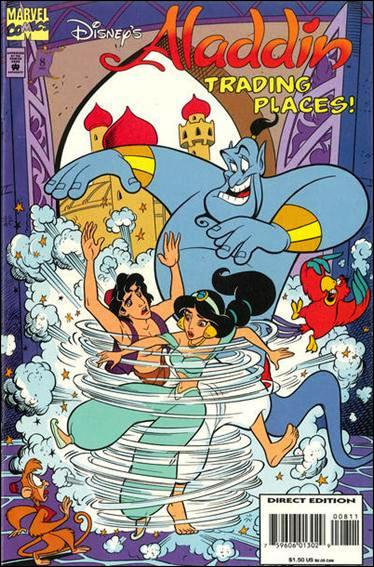 Disney's Aladdin Vol 1 8