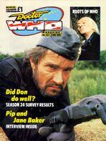 Doctor Who Magazine Vol 1 137