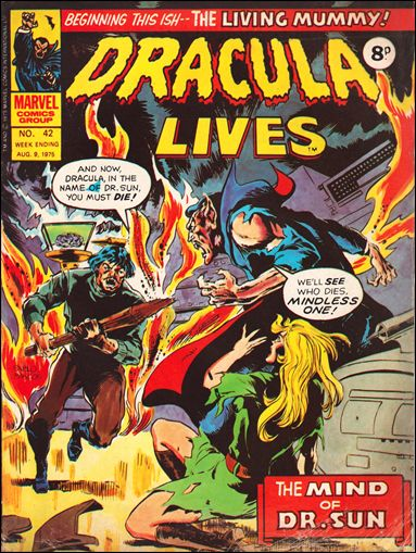 Dracula Lives (UK) Vol 1 42