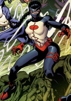 Emily Guerrero (Earth-616) from Uncanny Avengers Vol 3 1 wraparound cover.png