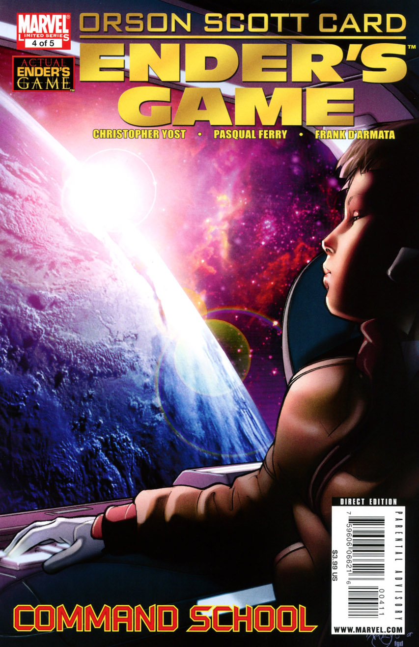 Ender's Game: Command School Vol 1 4
