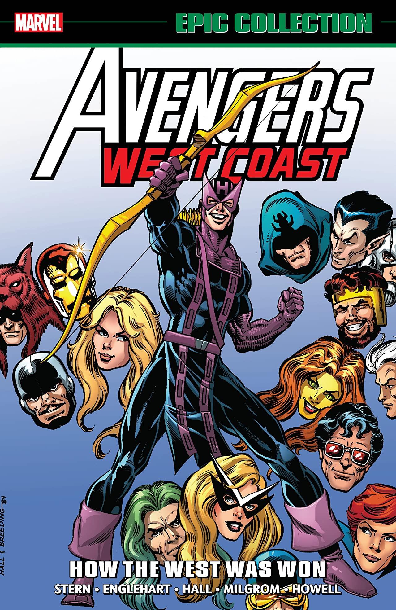 Epic Collection: Avengers West Coast Vol 1