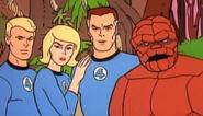 Fantastic Four (Earth-700089) from Fantastic Four (1967 animated series) Season 1 3 0001