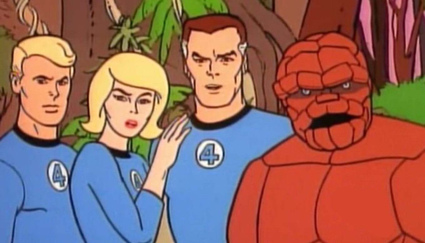 Fantastic Four (Earth-700089)/Gallery