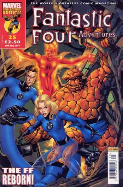 Fantastic Four Adventures Vol 1 25