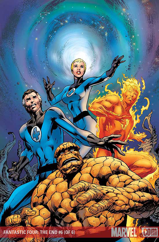 Fantastic Four (Earth-71166)/Gallery