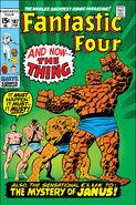 Fantastic Four Vol 1 107