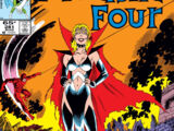 Fantastic Four Vol 1 281