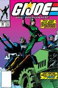 G.I. Joe A Real American Hero Vol 1 99