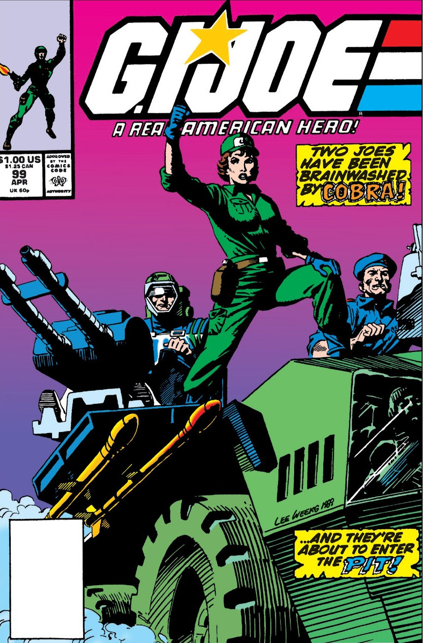 G.I. Joe: A Real American Hero Vol 1 99