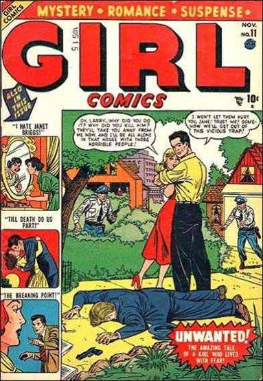 Girl Comics Vol 1 11