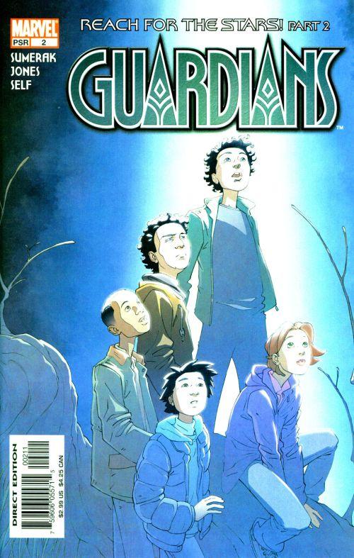 Guardians Vol 1 2