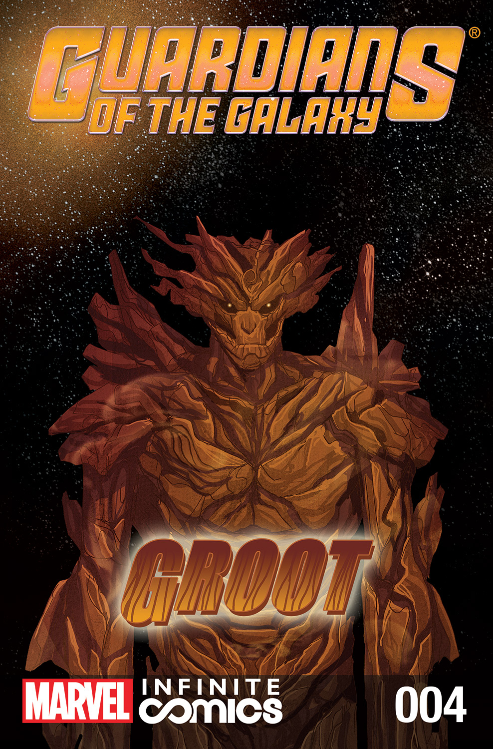 Guardians of the Galaxy: Infinite Comic Vol 1 4