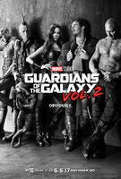 Guardians of the Galaxy Vol. 2 (film) poster 001