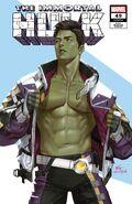 Immortal Hulk Vol 1 49 Asian American and Pacific Islander Heritage Variant
