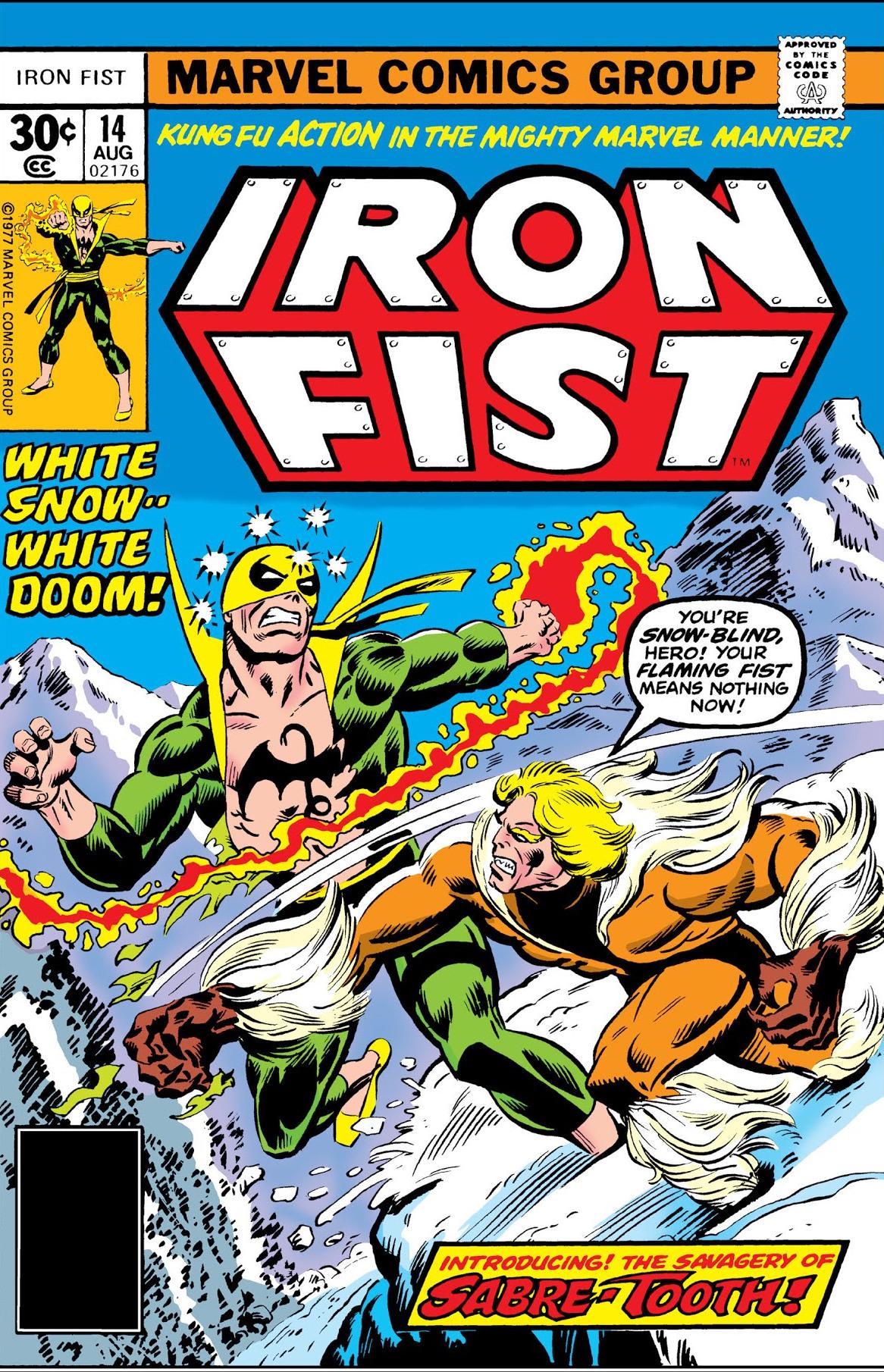Iron Fist Vol 1 14