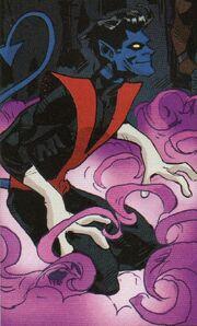 Kurt Wagner (Project Doppelganger LMD) (Earth-616) from Spider-Man Deadpool Vol 1 30 001.jpg