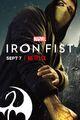 Marvel's Iron Fist poster 006