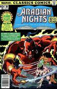 Marvel Classics Comics Series Featuring The Arabian Nights Vol 1 1