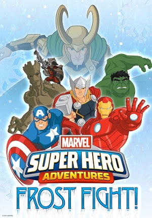 Marvel Super Hero Adventures: Frost Fight