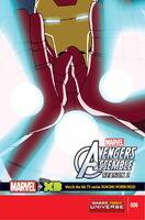 Marvel Universe Avengers Assemble Season Two Vol 1 6