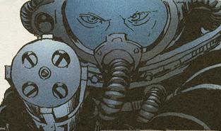 Marz (U-Man) (Earth-616)