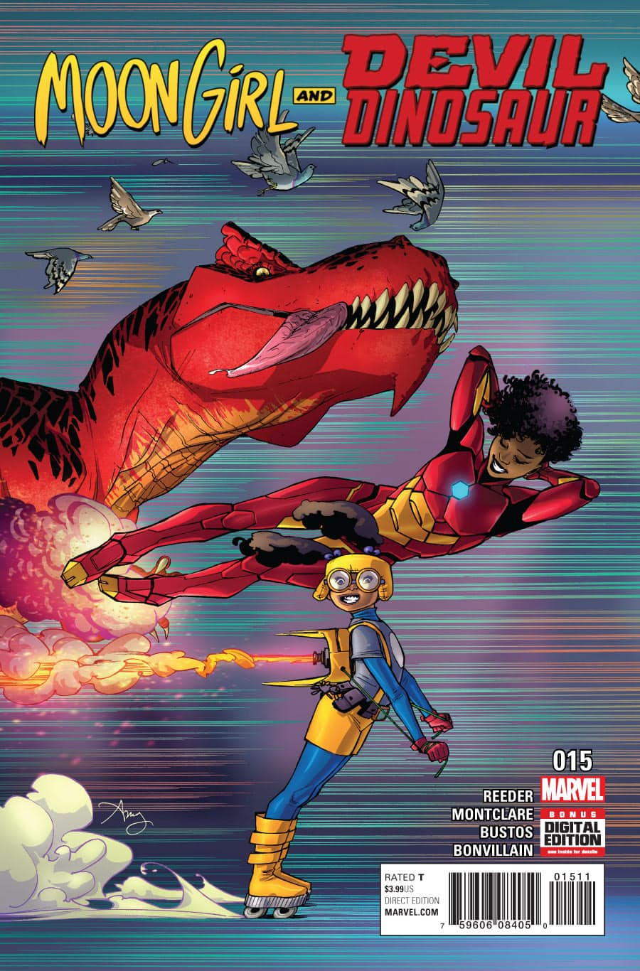 Moon Girl and Devil Dinosaur Vol 1 15