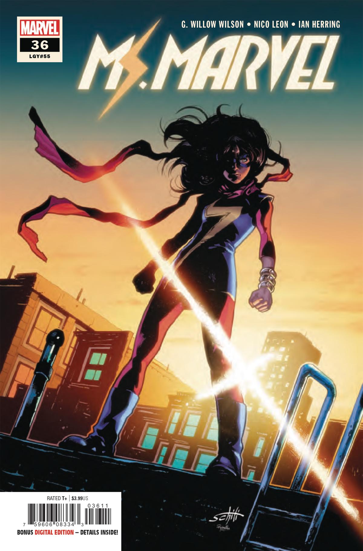 Ms. Marvel Vol 4 36