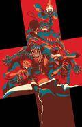 New Mutants Vol 4 9 God Loves, Man Kills Variant