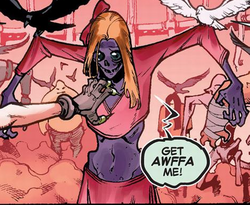 Non-Newtonian Annie (Legion Personality) (Earth-616) from X-Men Legacy Vol 2 4 0001.png