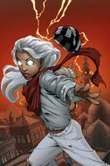 Ororo Before the Storm Vol 1 1 Textless