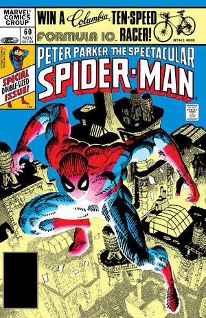 Peter Parker, The Spectacular Spider-Man Vol 1 60.jpg