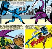 Reed Richards (Earth-616) and Kl'rt (Earth-616) from Fantastic Four Vol 1 18 0001.jpg