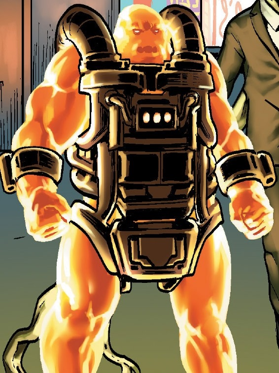 Richard Dennison (Earth-616)