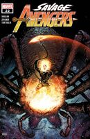 Savage Avengers Vol 1 22