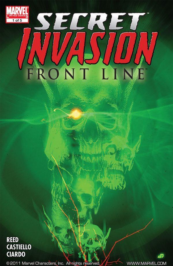 Secret Invasion: Front Line Vol 1