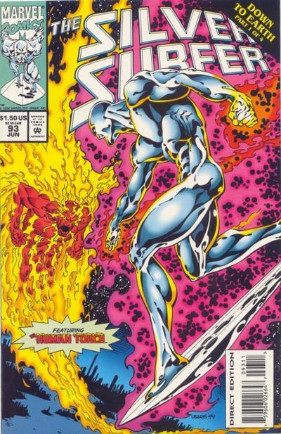 Silver Surfer Vol 3 93