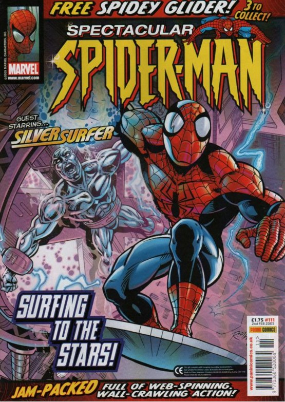 Spectacular Spider-Man (UK) Vol 1 111