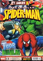 Spectacular Spider-Man (UK) Vol 1 209