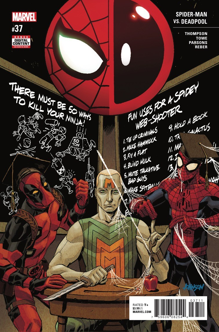 Spider-Man/Deadpool Vol 1 37