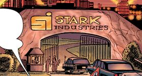 Stark Industries (Earth-31117)