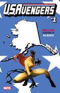 U.S.Avengers Vol 1 1 Alaska Variant