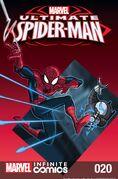 Ultimate Spider-Man Infinite Comic Vol 1 20