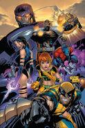 Uncanny X-Men Vol 1 469 Textless
