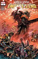 Web of Venom Empyre's End Vol 1 1