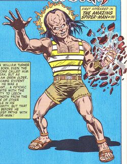 William Turner (Earth-616) from Web of Spider-Man Annual Vol 1 3.jpg