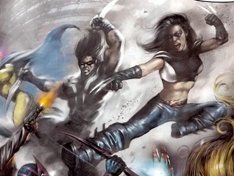 X-Force (Strike Team) (Earth-21119)