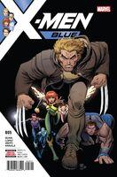 X-Men Blue Vol 1 5
